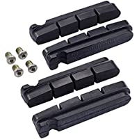 Shimano Spares BR-7900 Replacement Cartridges R55C3 2 Pairs - Black