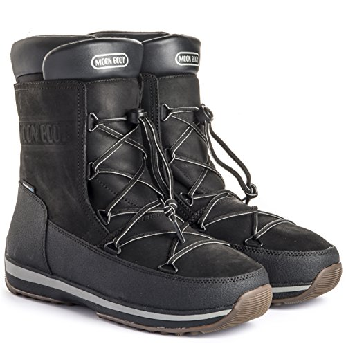 Herren Tecnica Moon Boot Lem Leather Winter Wasserdicht Knie Stiefel EU 39.5-47