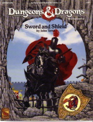 Sword and Shield (Dungeons & Dragons, Entry Level Module Levels 1-3/Adventure)