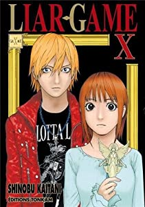 Liar Game Edition simple Tome 10