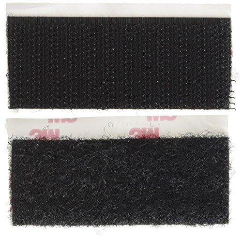 Quattroerre 14053m Klettband selbstklebend 4Stück Männlich und Weiblich (3 4 Klettband)