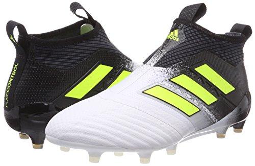 meet 72307 b60e3 ... adidas Ace 17+ Purecontrol FG, Zapatillas de Deporte para Hombre,  Blanco (Ftwbla ...