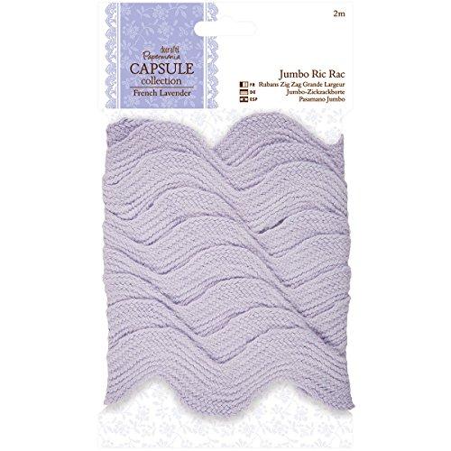Docrafts Papermania Riesenregal, französischer Lavendel, 1 x 2 m -