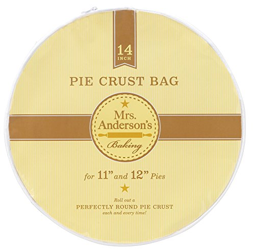 Mrs. Anderson's Baking Easy No-Mess Pie Crust Maker Tasche Pie Crust Bag, 35,6 cm 14