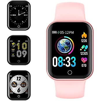 Reloj Inteligente, 1.4 Inch Smartwatch with Monitoreo de ...