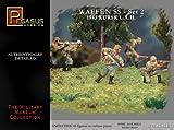 Pegasus Hobbies 1/72 WWII Waffen SS 1943 Set 2 #
