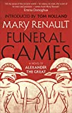 Front cover for the book Funeral Games by Mary Renault