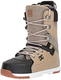 DC Men s Mutiny Lace Snowboard Boots