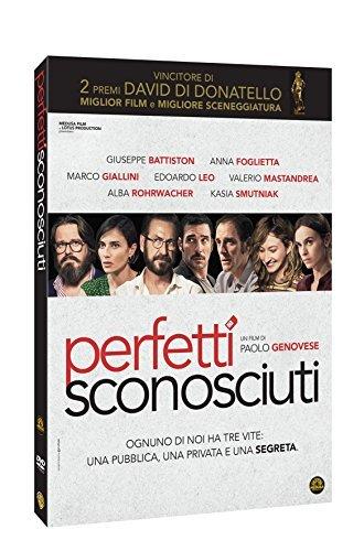 perfetti sconosciuti DVD Italian Import
