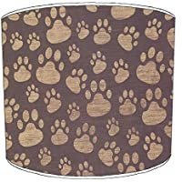 Premier Lampshades paralume con stampa tavola Paw 9, 30,5 cm - Paw Stampe