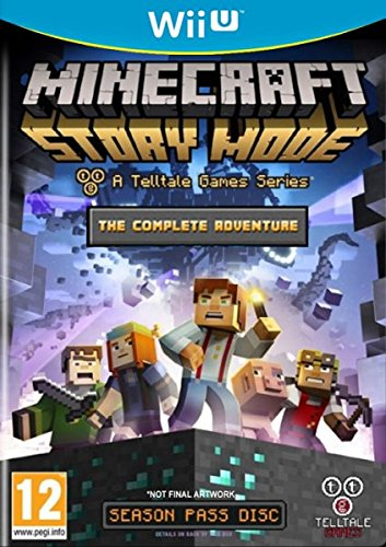 Minecraft: Story Mode - The Complete Adventure [Edizione: Spagna]