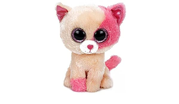 7df1c6cadf5 Ty Beanie Boos Anabelle - Cat (Barnes   Noble Exclusive)  Amazon.co.uk  Toys    Games