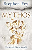 Front cover for the book Mythos by Stephen Fry