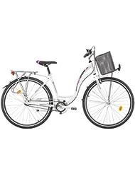"Bikesport ELEGANCE Bicicleta de paseo ruedas de 28"", Shimano Nexus 3"
