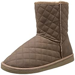 Carlton London Womens Jakayla Tan Boots - 8 UK (CLL-2885)
