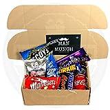 The 'LAZY MAN MUNCH' Gift Box - Jack Daniels & Coke,...