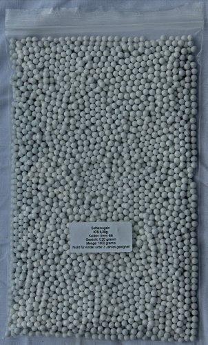 1kg Softairkugeln 0,20g ICS Softair Kugeln ca. 5000 Stück