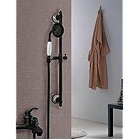WYMBS miscelatore doccia a parete in bronzo olio-lucidati montaggio palmare