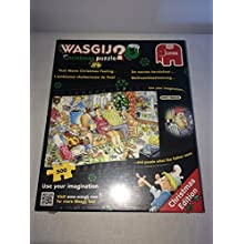 Wasgij 5 Christmas Puzzle, That Warm Christmas Feeling - 500 pieces