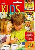 Ostereier Farben for Kids mit Osterdeko