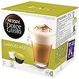 Dolce gusto cappuccino x8 200g - ( Prix Unitaire ) - Envoi Rapide Et Soignée