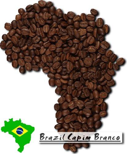 Brazil Capim Branco - 250g - Ganze Bohne