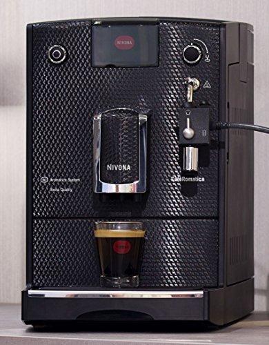 Nivona Kaffeevollautomat CafeRomatica NICR 680 Schwarz / Chrom