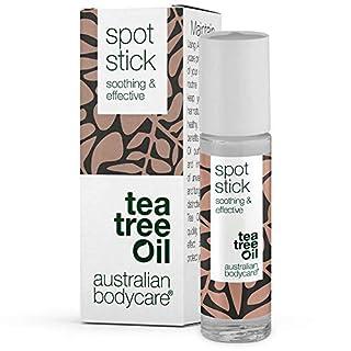 Australian Bodycare Spot Stick (9 ml) - Pickel Stift mit Teebaumöl bei Pickel und unreine Haut. Wirkt kühlend und juckreizstillend - Bekannt aus der Apotheke
