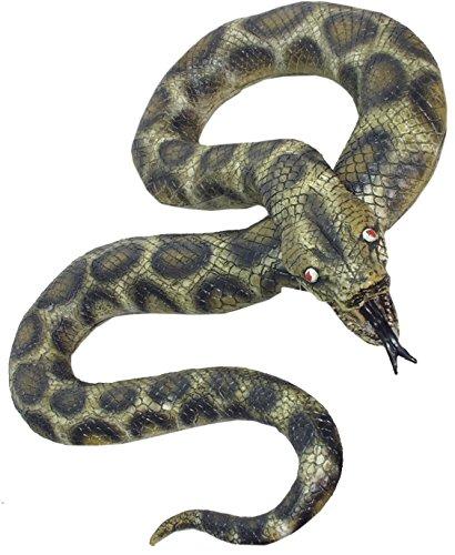 Python Kostüm (Smiffys, Python Schlange, 180cm,)