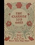 (Reprint) 1911 Yearbook: Oxnard High School, Oxnard, California