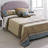 Bassetti Granfoulard.- Duvet cover set Cortona V7 in size 220x220 cm (3 pieces) in