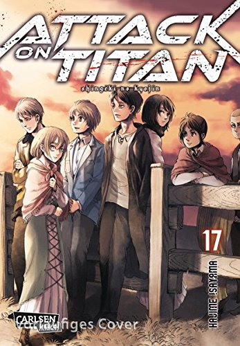 Attack on Titan, Band 17