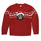 Star Wars Santa Hat Darth Vader Pullover