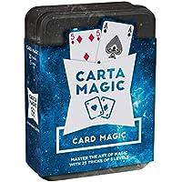 Cartamundi Carta de magia 25 trucos de tarjeta Fabulous Set