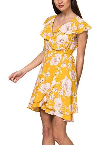 Free People Women's French Quarter Printed Women's Mini Dress