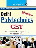#8: Delhi Polytechnics Common Entrance Test (CET) Guide: Previous Years' Papers Solved (Popular Master Guide)