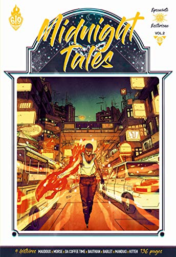 Midnight Tales T2 par Bablet Mathieu