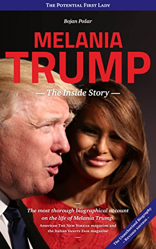 Melania Trump - The Inside Story: The Potential First Lady (English Edition)