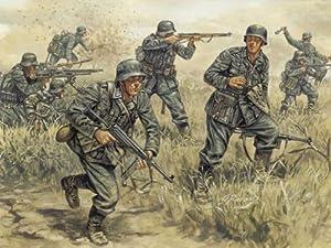Italeri 6033S  - Infantería Alemana segundo La Primera Guerra Mundial