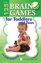 125 Brain Games for Toddlers and Twos (English Edition)