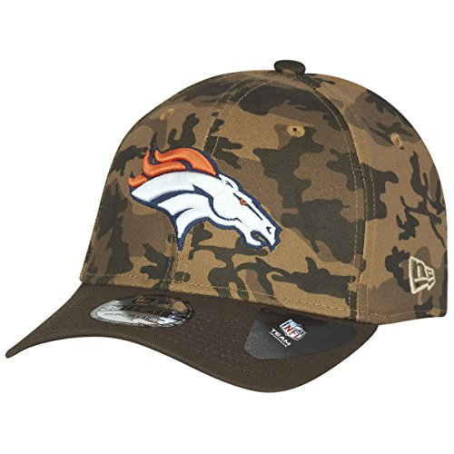 New Era 39Thirty Cap - WOOD CAMO Denver Broncos - S/M