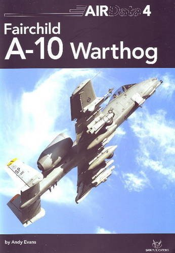 FAIRCHILD A-10 WARTHOG by Andy Evans (2009-09-02)