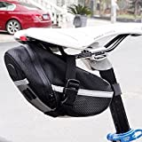 #7: Bag For Bike Bicycle Cycling Back Seatpost Saddle Bags Pouch Rear Package MTB Bicycle Bike Accessories Bisiklet Aksesuar