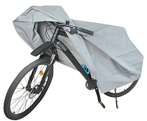 Iso Trade Fahhradabdckung Wasserfeste Motorrad-, Scooter-, Rollerabdeckung 200x100cm 5695