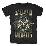 Saltatio Mortis - Dragon - T-Shirt - Größe Size XXXXL 4XL