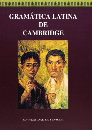 Gramática latina de Cambridge (Manuales Universitarios) por R. M. Griffin