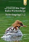 Die Vögel Baden-Württembergs, 7 Bde. in Tl.-Bdn., Bd.2/1, Nicht-Singvögel (Grundlagenwerke Baden-Württemberg)