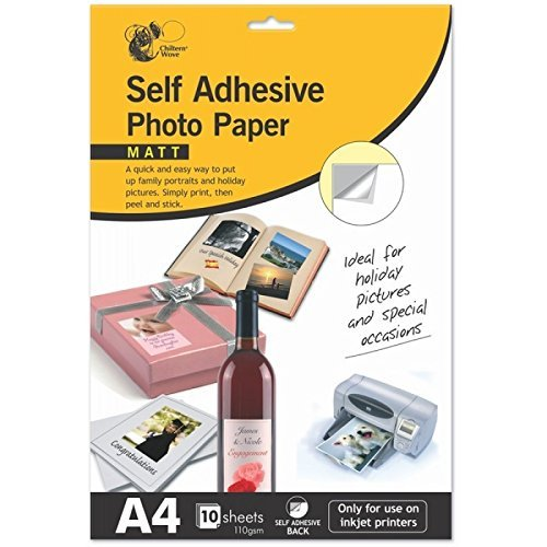20-sheets-of-a4-self-adhesive-photo-paper-2-packs-of-10