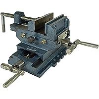 "4""/100mm Cross Sliding Engineer Drill Press Vice Machine Vice Hand Clamp Vise"