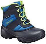 Columbia Boys' Youth Rope Tow Iii Waterproof Multisport Outdoor Shoes